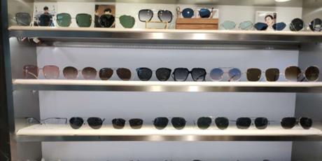 【久川睛匠▪两店通用】仅59元抢门市价599元眼镜套餐,1.56非球高清镜片一副+镜架一副,专业验光设备,各种时尚款式,挑花双眼~