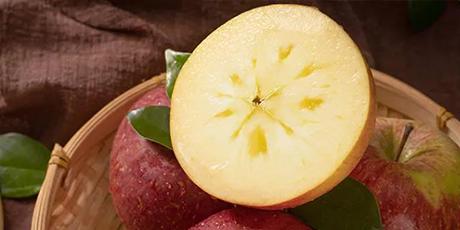 【千千生鲜丨盐源苹果-丑得任性、甜的自信】来自大凉山的馈赠!仅26.8元起抢大凉山盐源苹果!香甜多汁,皮薄肉厚,甜到心坎的味道!
