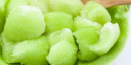 【玉菇甜瓜】像冰淇淋一样绵软丝滑的玉菇甜瓜!仅28.9元抢购价值69.9元的5斤玉菇甜瓜!翡翠般碧绿色果肉,自然成熟,新鲜采摘!