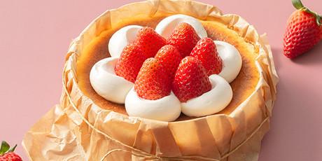 【全国连锁|全城蛋糕配送】128元享【诺心LECAKE蛋糕】巴斯克流心(2-4人食)/海盐乳酪芝士(2-4人食)/茶草京都(2-4人食)款式三选一,在家就能享受蛋糕的甜蜜暴击