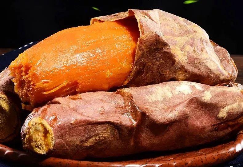 【爆品加推·低脂健康丨绵密香甜】曾被CCTV-7农业频道深入采访的山东烟薯!仅19.9元=5斤装抢价值59元的山东烟薯!红薯界的扛把子,一烤就流蜜、无丝无筋,吃一口就能俘获人心!